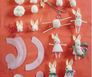 bunny and diy image