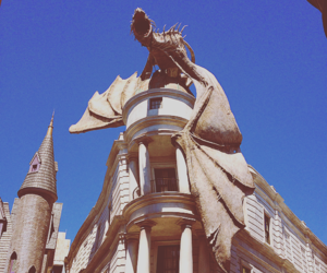 harry potter, orlando, and universal image