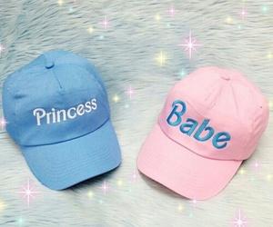 princess, babe, and blue image