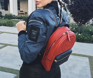 kylie jenner, gucci, and kylie image