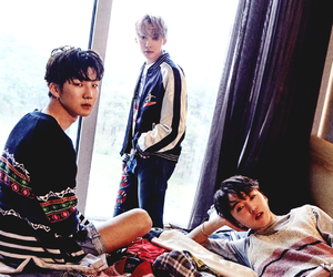 winner, jinwoo, and seunghoon image