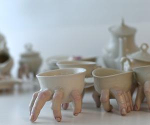 art, Ceramic, and ceramics image