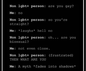 bisexual, gay, and straight image