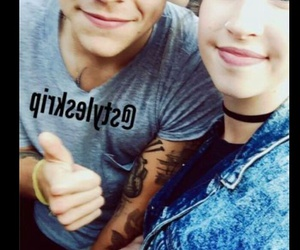fan and Harry Styles image