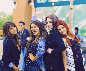 victoria justice, tv shows, and liz gillies image