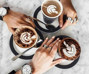 coffee, cool, and girls image