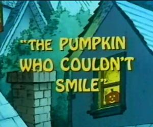 cartoon, Halloween, and pumpkin image
