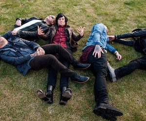 sleeping with sirens, ap, and kellin quinn image