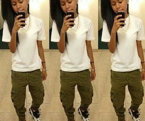dope, tomboy, and swag image