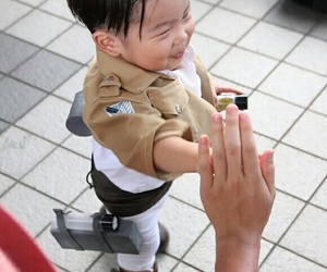 cosplay and shingeki no kyojin image