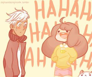 awkward and bee and puppycat image