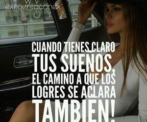 frase, lifestyle, and mujer image