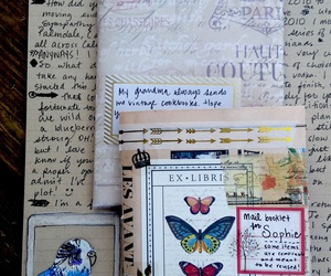 Letter, penpal, and snail mail image