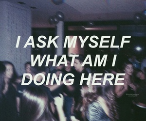 here, quotes, and grunge image