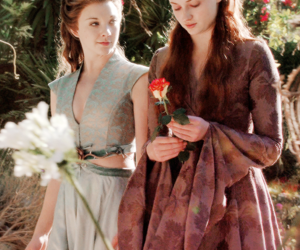 game of thrones, sansa stark, and margaery tyrell image