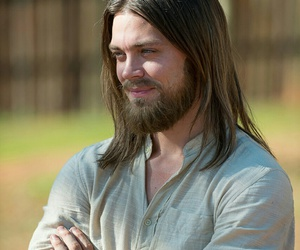 the walking dead, twd, and jesus image