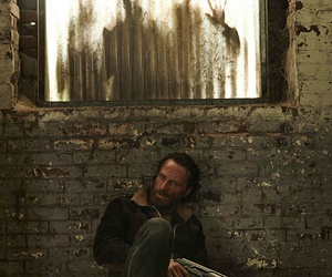 the walking dead, lockscreen, and twd image