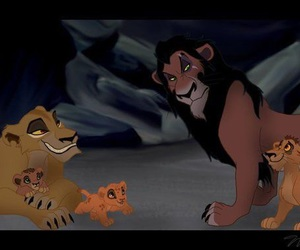disney, lion king 2, and family image