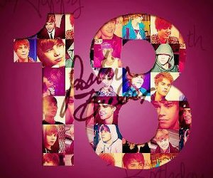 justin bieber and 18 image