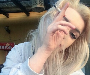aesthetics, blondie, and pale grunge image