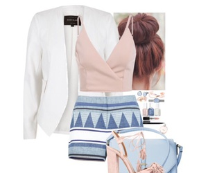 accessories, Polyvore, and blazer image