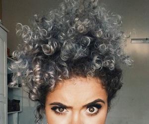 bad girl, beautiful, and brown eyes image