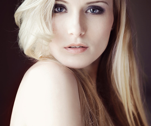 beauty, makeup, and photography image
