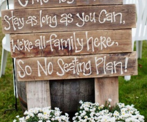 wedding, family, and quote image