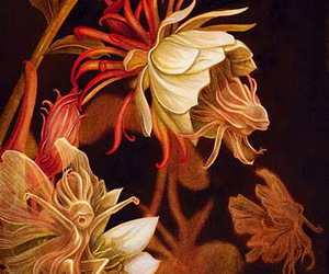 Benjamin Lacombe, art, and fairy image