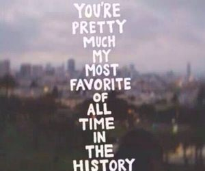 love, quotes, and history image