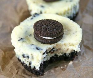 food, oreo, and delicious image