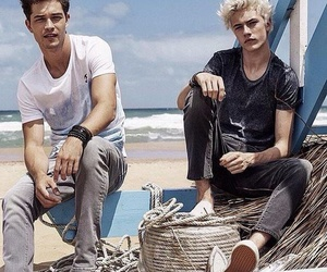lucky blue smith, Francisco Lachowski, and boy image