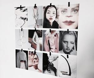 fashion, model, and art image