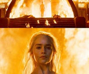 episode 4, game of thrones, and daenerys targaryen image