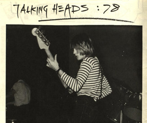 1978, talking heads, and tina weymouth image