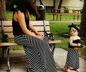 baby, mummy, and photography image