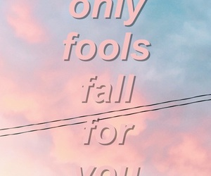 fools, Lyrics, and troye sivan image