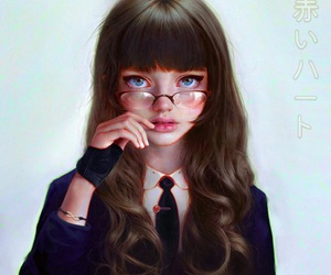 art, girl, and anime image