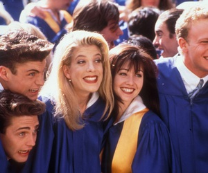 90210, 90s, and graduate image