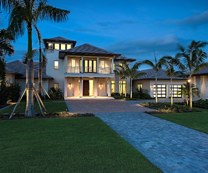 architecture, dream home, and for sale image