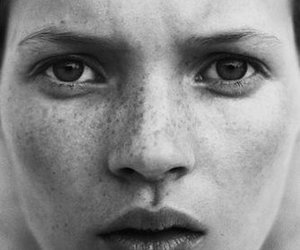 beautiful, young, and kate moss image