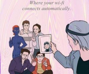 art, comics, and kyle image