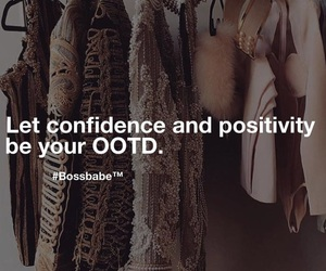 clothes and confidence image