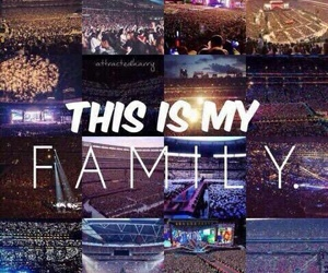 one direction, family, and directioners image