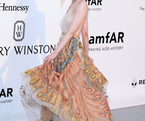 Elle Fanning, actress, and model image