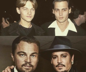 actor, love, and johnny depp image