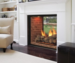 natural gas, fireplaces, and gas fireplace image
