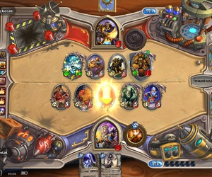 game, hearthstone, and my game image