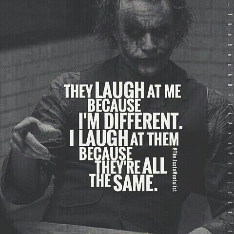 109 Images About Joker Quotes On We Heart It See More
