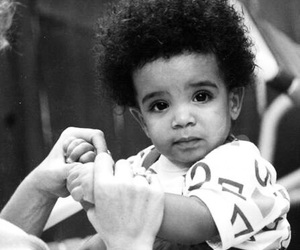 Drake, baby, and drizzy image